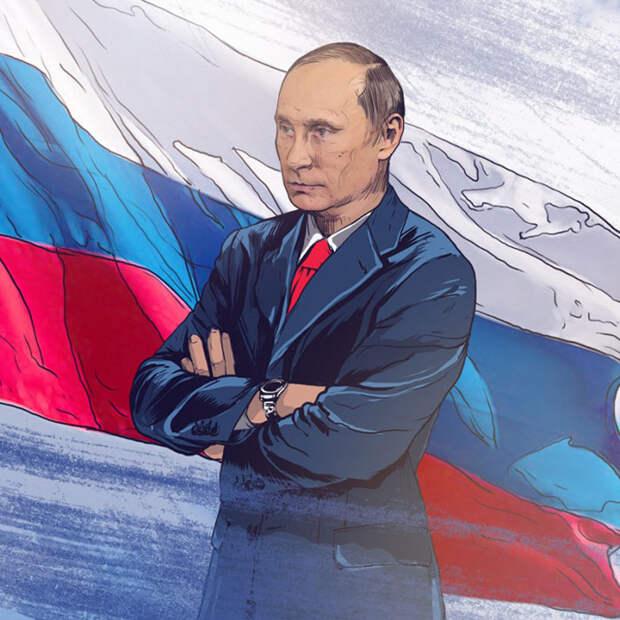 Путин заявил, что Россия никого не будет высылать в ответ на санкции США