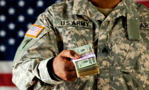 Гражданство США за службу в армии: солдатам платят по 300 тысяч