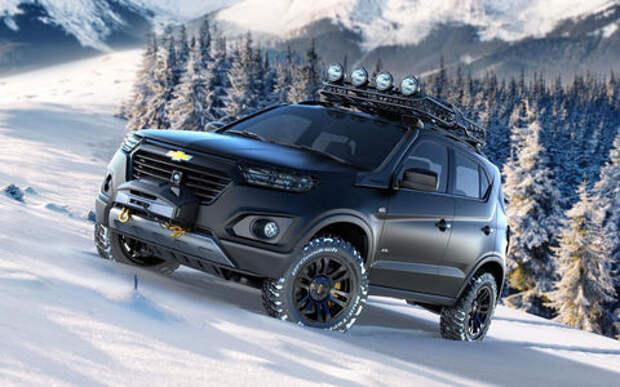 Новая Нива перестанет быть Chevrolet