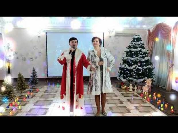 Концертную программу к Новому году подготовили в Соколе