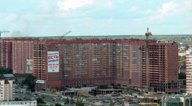 Крупного застройщика потребовали обанкротить в Новосибирске