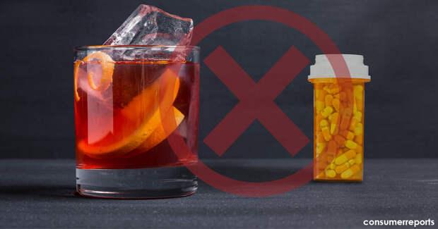 Никогда, никогда не принимайте эти таблетки, если пили кофе или алкоголь! Вот почему