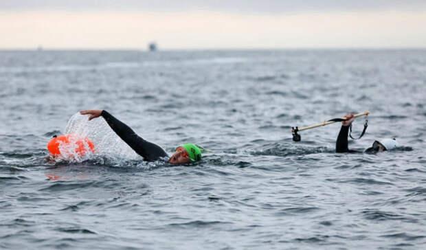 Они «обнимут» Россию: уникальный заплыв стартует в Приморье