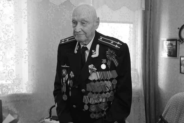 В Евпатории скончался ветеран войны Анатолий Эренгросс