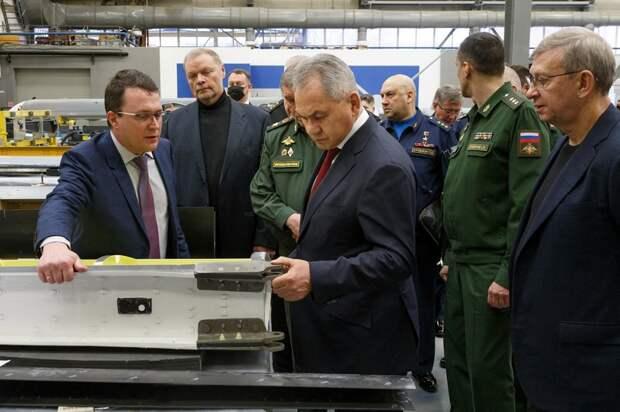 В 2021 году Министерству обороны России будет поставлено до семи беспилотных комплексов «Иноходец»