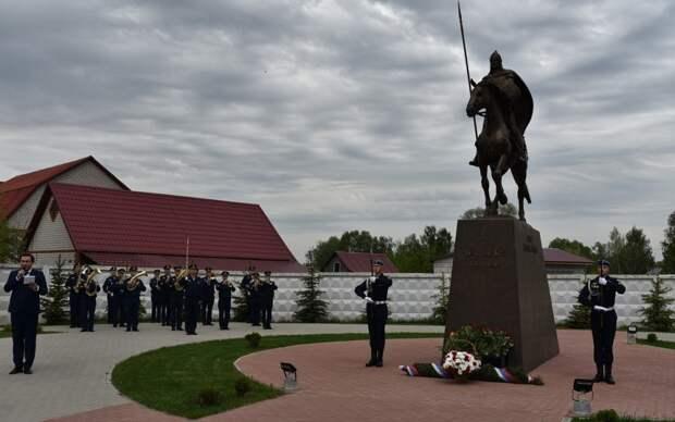 В Рязанской области отметили 800-летие со дня рождения Александра Невского