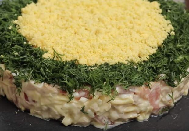 Минутка: быстрый салат на замену оливье и шубе
