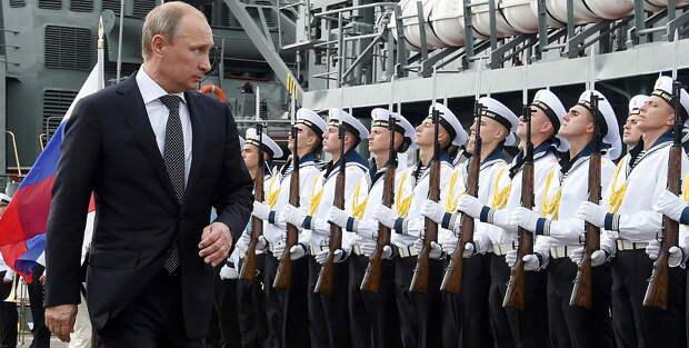 238 лет Черноморскому флоту: Крым наш и Русское море снова наше