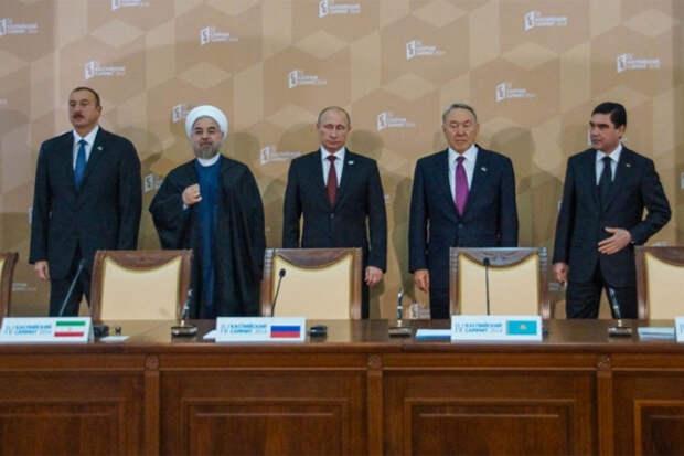 Россия ратифицирует Конвенцию о статусе Каспия