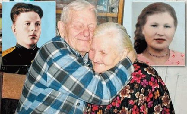 Молодые прожили в браке всего 3 дня… И встретились лишь через 60 лет
