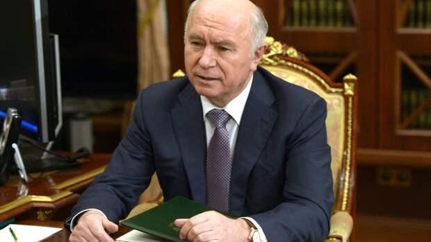 Бывшего вице-губернатора Мордовии Меркушкина задержали в Москве