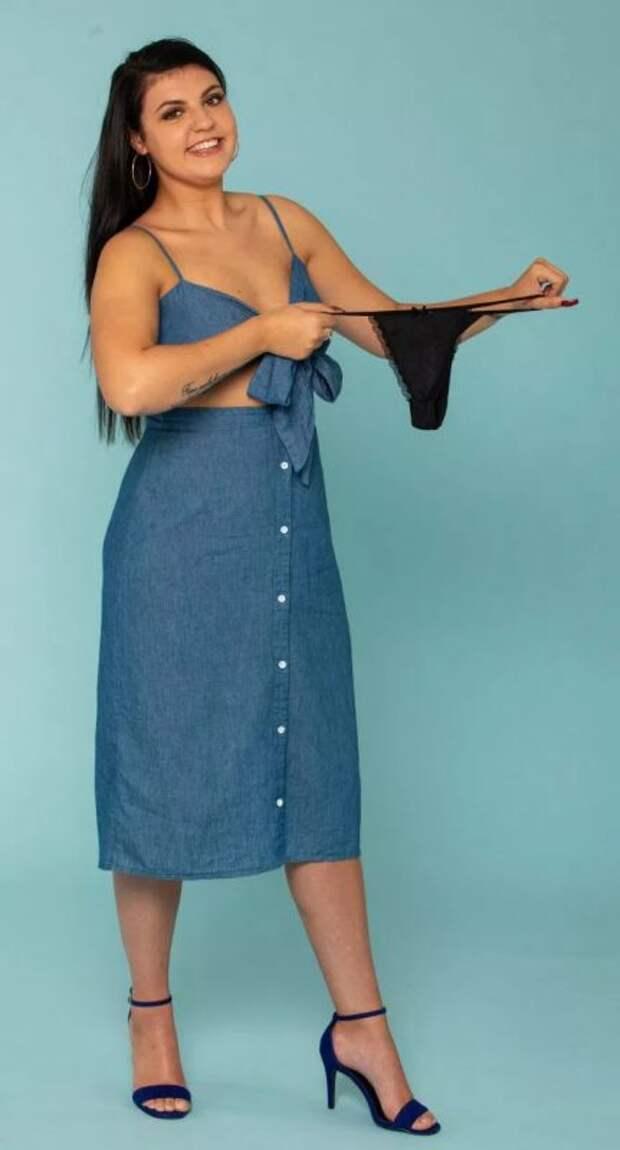Деньги непахнут: эти женщины зарабатывают тысячи напродаже использованного нижнего белья иколготок