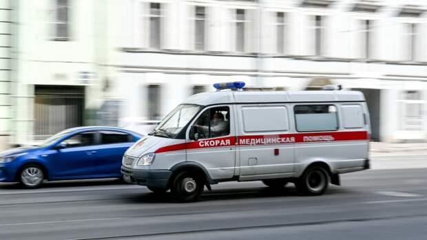 Семь человек получили травмы в массовом ДТП под Краснодаром