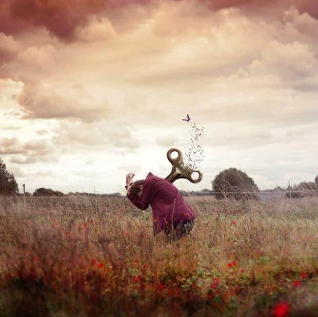 Фотограф, живущий в мире сказок