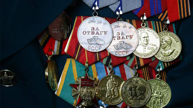 В Пермском крае помогут восстановить похищенные у ветерана ВОВ медали