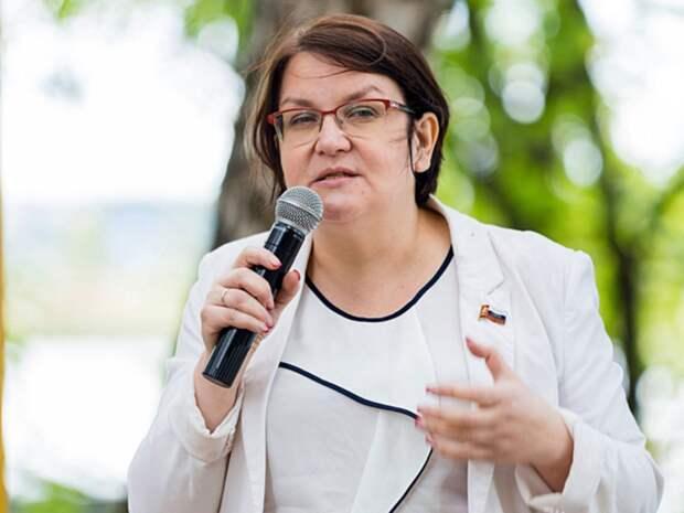 «О!Пять! Росбалт»: Юлия Галямина о выборах в Думу, задачах оппозиции, Навальном и «Северном потоке-2»