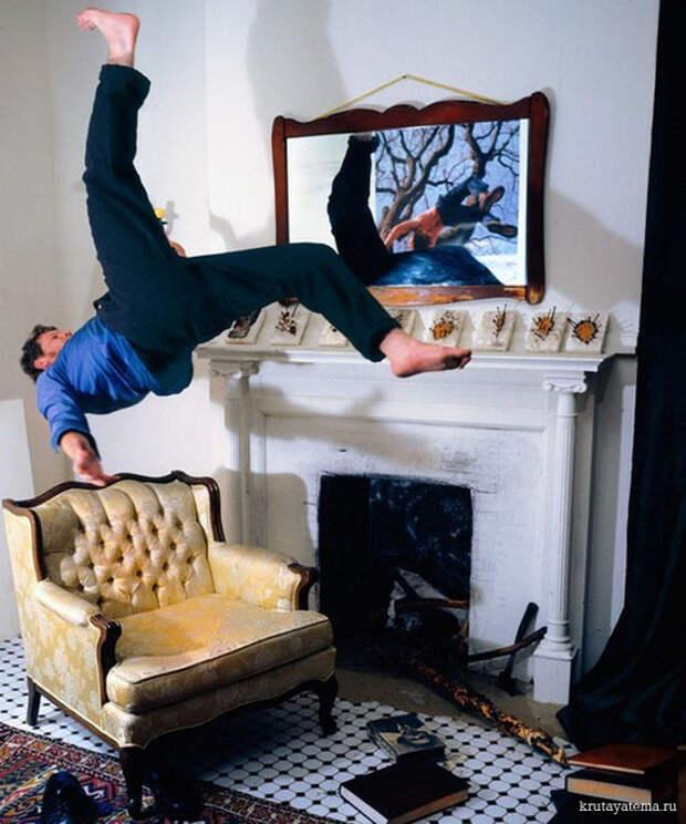 Керри Скарбакка: падающий фотограф