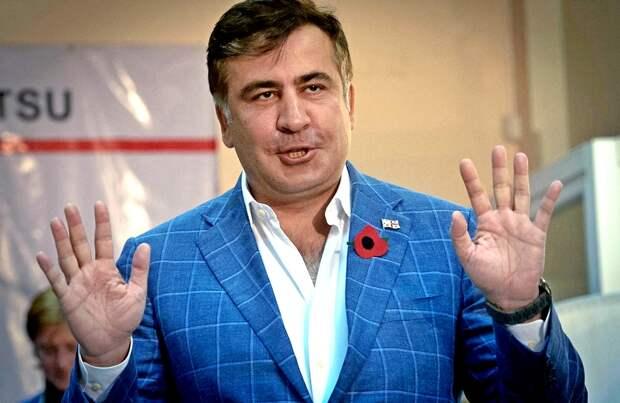 Очередное пророчество Саакашвили: переформатирование власти неизбежно