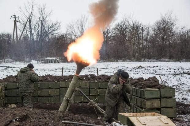 ВСУ открыли шквальный огонь по ЛНР: Есть потери