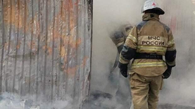 МЧС России констатировало взрыв газа в жилом доме под Нижним Новгородом
