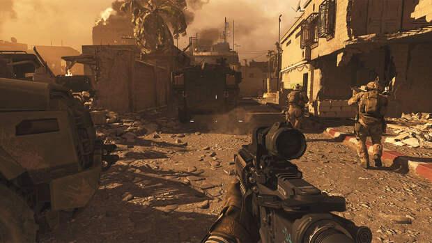 Первый канал распек Call of Duty за русофобию