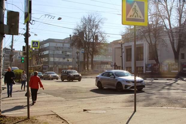 Перекресток улиц Белинского и Ванеева в Нижнем Новгороде открыли для транспорта