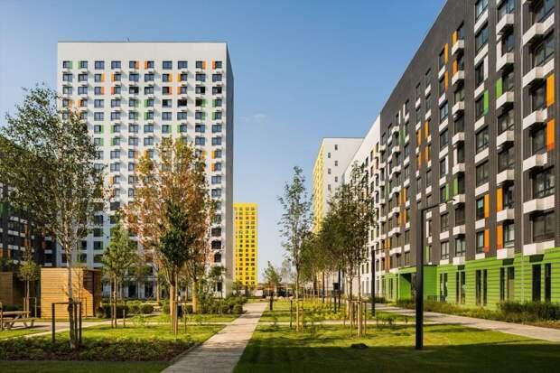 Антосенко: в ЖК «Бунинские луга» введены два жилых корпуса