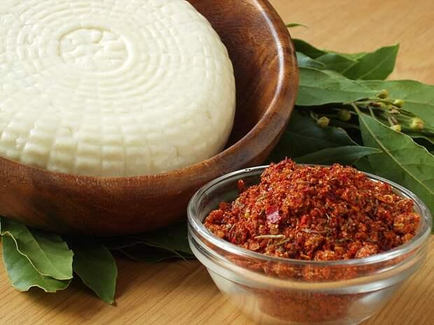 Кавказская соль