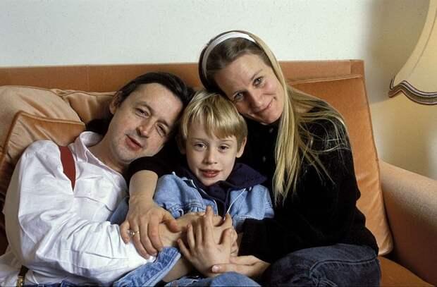 маколей калкин и родители