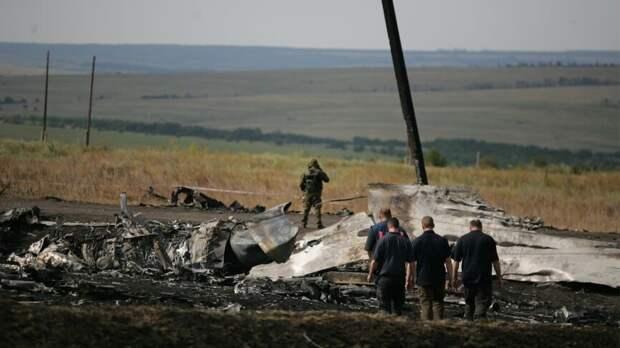 В деле о крушении MH17 возник тайный эксперт, работающий на российской стороне