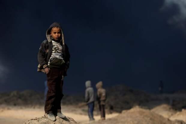 Сирийские мальчики