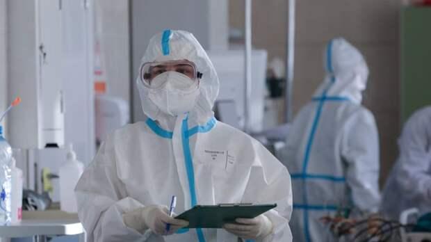 Коронавирус выявили у 19 905 человек в России за сутки