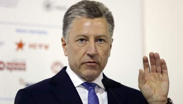 Киев может попросить Байдена вернуть Курта Волкера