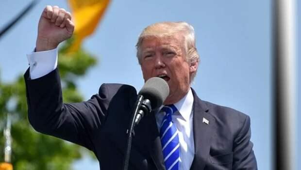 Перенести выборы президента США предложил Трамп