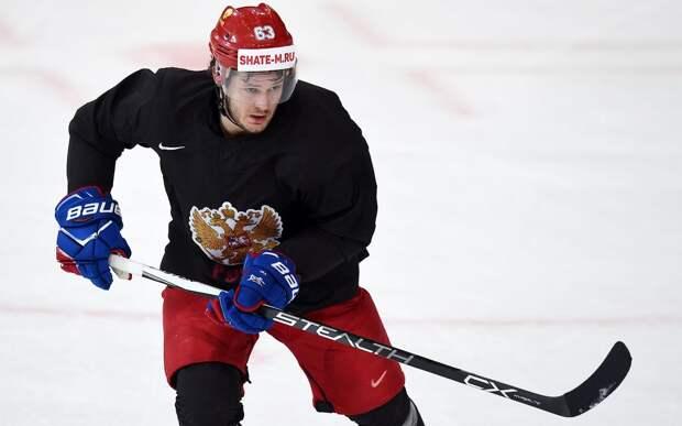 Дадонов не поможет сборной России на чемпионате мира из-за ожидающегося пополнения в семье