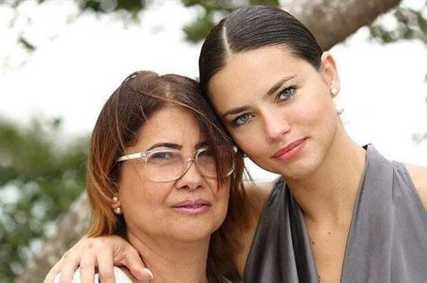 Как выглядят мамы известных моделей? Вот 7 фото