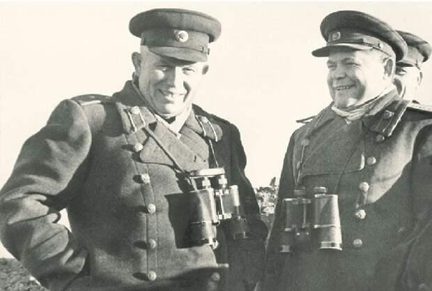 Хрущёв, Андропов и Черненко: что делали вожди СССР в Великую Отечественную