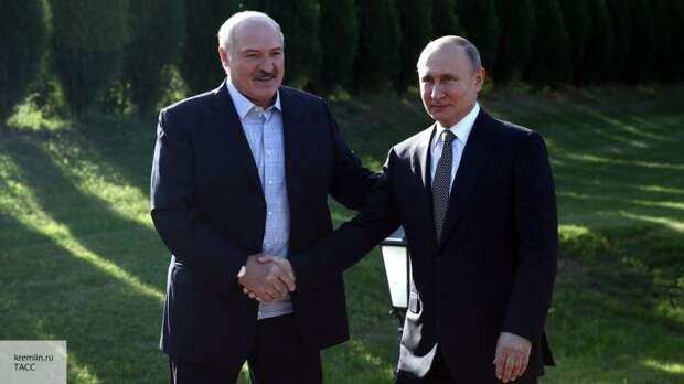 Роджерс предупредил, что без России экономика Белоруссии обречена на обвал