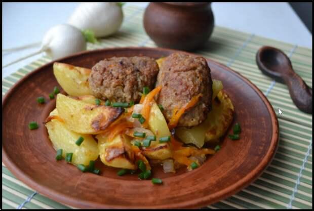Котлеты «КРУТЫШКИ» с овощами — вкусно и бюджетно