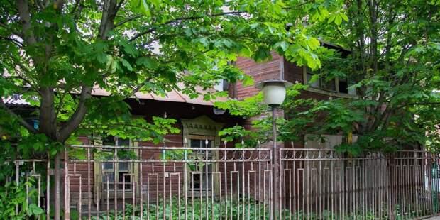 Дом священников на Прянишникова ожидает реставрация