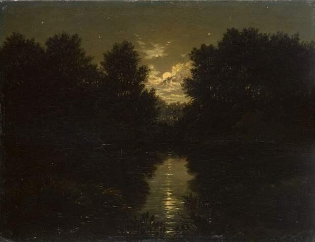 Работы Карла Густава Каруса (1789-1869).