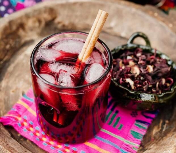 Напиток Хамайка