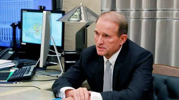 Медведчук высказался о глубоком кризисе украинских предприятий