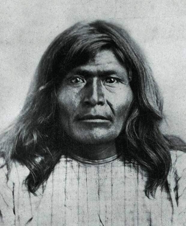 Викторио и его неукротимые апачи