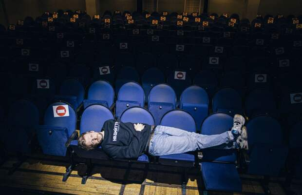 Что такое «Невидимый театр» и где его искать