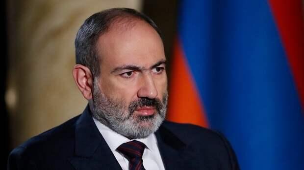 Пашинян: инцидент на границе в Сюникской области является провокацией Азербайджана