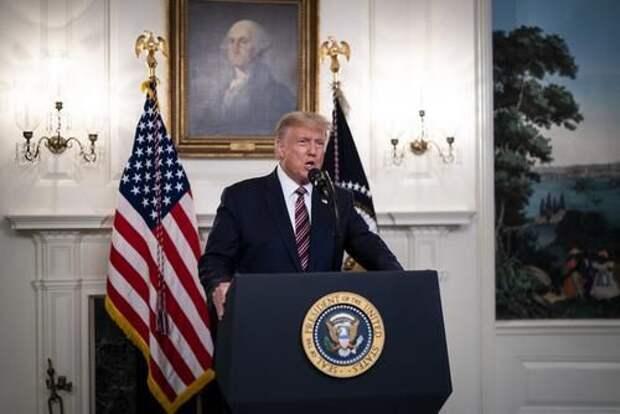 Трампа повторно выдвинули на Нобелевскую премию мира