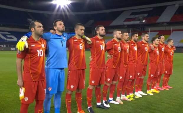 Новый политический скандал с формой футболистов на чемпионате Европы