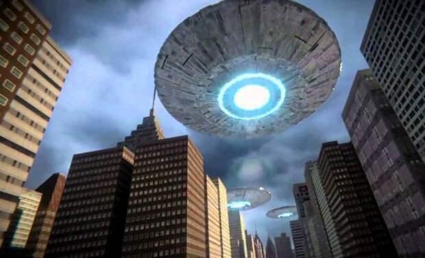 НЛО, пролетевший над Нью-Йорком, вызвал неприятные ощущения