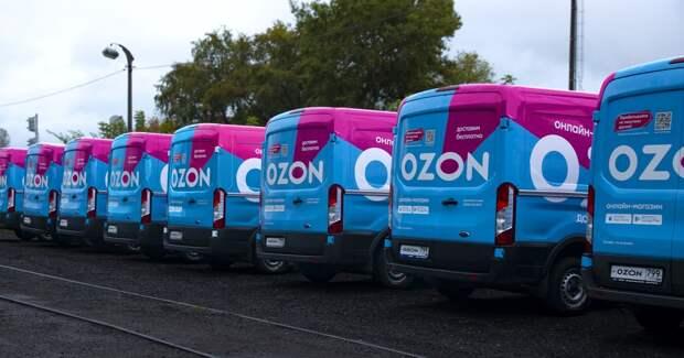 Ozon собирается догнать «ВКонтакте» по рекламной выручке